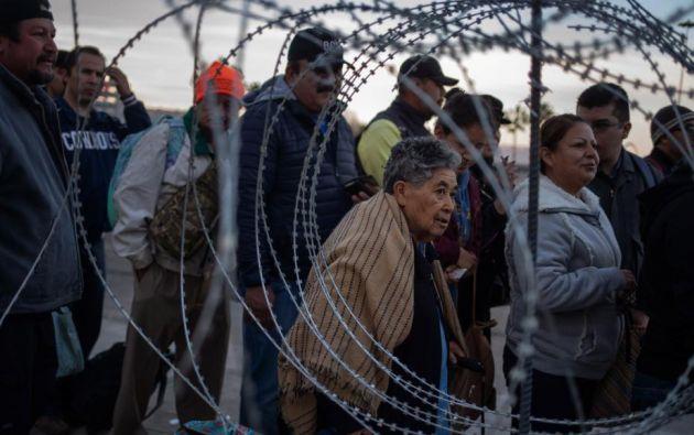 """Trump insiste en plazo de dos semanas para """"la gran deportación"""". Foto: Reuters - Archivo"""
