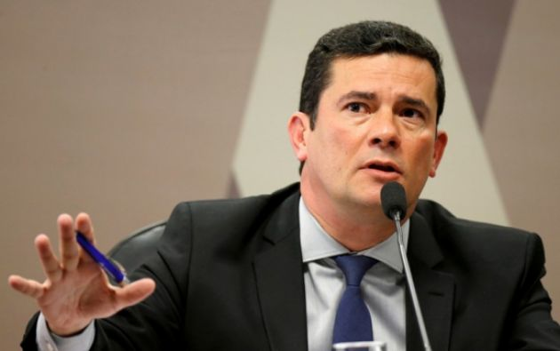 Brasil: Lava Jato actuó para proteger al exjuez Moro. Foto: Reuters - Archivo