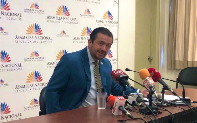 Foto: Cuenta de Twitter de Fabricio Villamar.