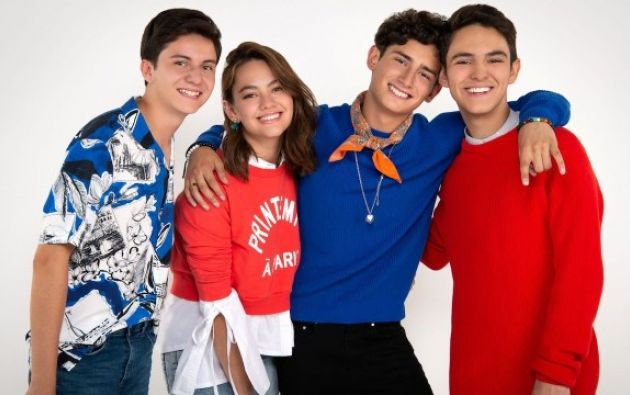 """'Juntos, el corazón nunca se equivoca' surgió de una serie anterior de Televisa, conocida como """"Mi marido tiene familia"""". Foto: Televisa."""