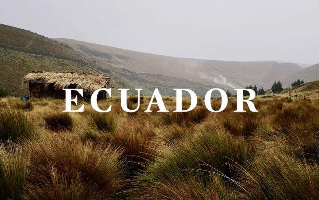 La revista británica Sidetracked lanza una guía online sobre Ecuador.