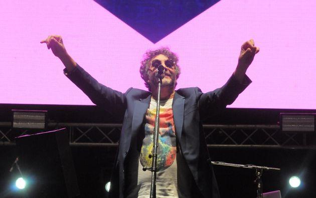 Fito Páez fue el invitado principal de esta edición del festival. | Fotos: José Dimitrakis