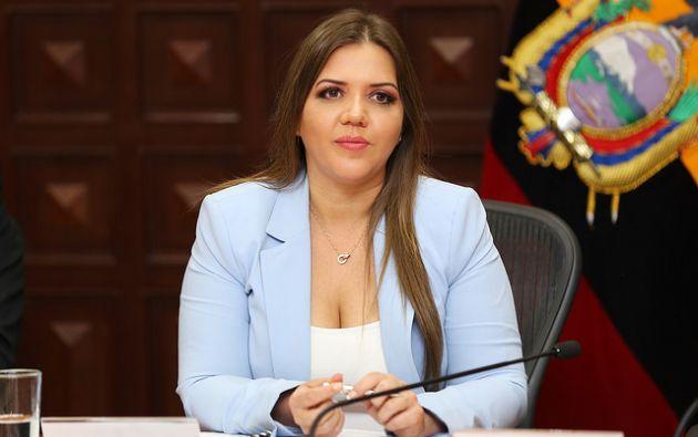 Vicuña se vio obligada a abandonar el cargo de vicepresidenta del país en diciembre pasado por un escándalo de diezmos.