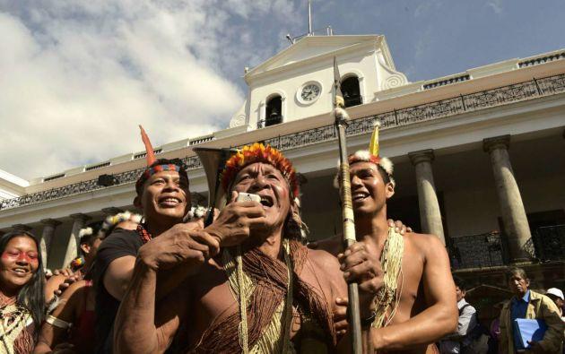 La decisión de los jueces se conocerá en los próximos días, sin que haya una fecha definida. Foto: AFP
