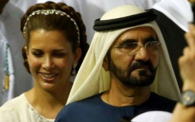 La princesa, que vivía en una jaula de oro en Dubai, huyó con una suma cercana a los 40 millones de dólares.