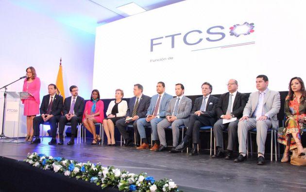 """Inauguración de las """"Jornadas por la integridad pública y lucha contra la corrupción""""."""