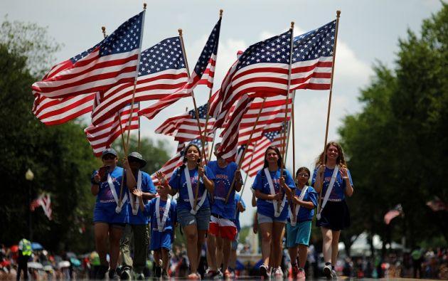 El costo de la fiesta, no revelado por la Casa Blanca, también ha sido objeto de polémica. Foto: Reuters