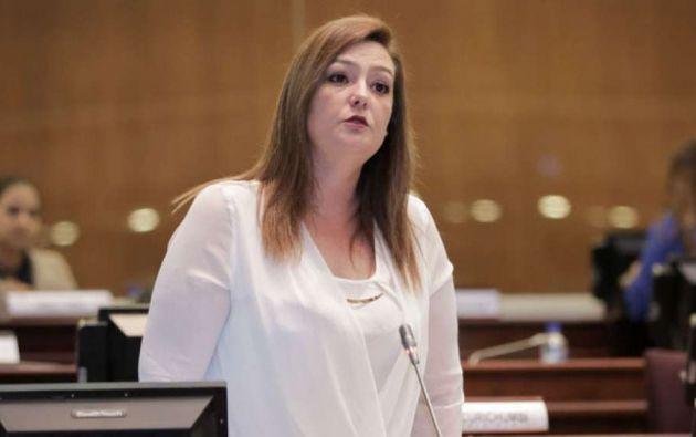 El proyecto de ley fue presentado por la asambleísta Lourdes Cuesta.