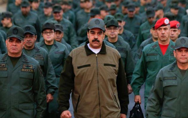 EEUU y otros países han criticado la presencia de Rusia en Venezuela. Foto: AFP