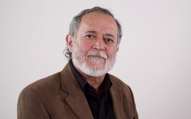 Carlos Ruvalcaba, escritor mexicano.