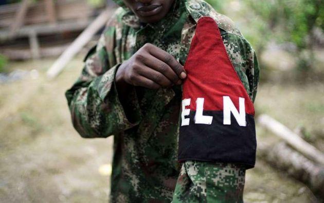 La guerrilla del ELN aumentó sus ataques contra la Fuerza Pública la semana pasada.