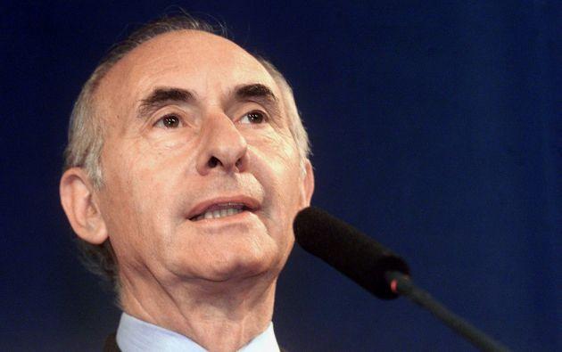 Nacido en Córdoba el 15 de septiembre de 1937. Foto: AFP