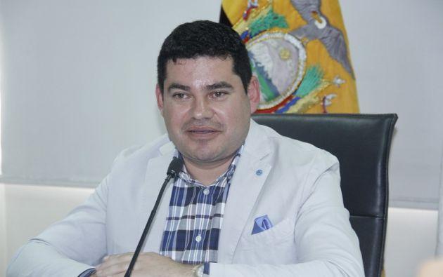 Tuárez anunció que la decisión se tomó a fin de precautelar la seguridad de la ciudadanía, de su equipo de trabajo y la suya propia.