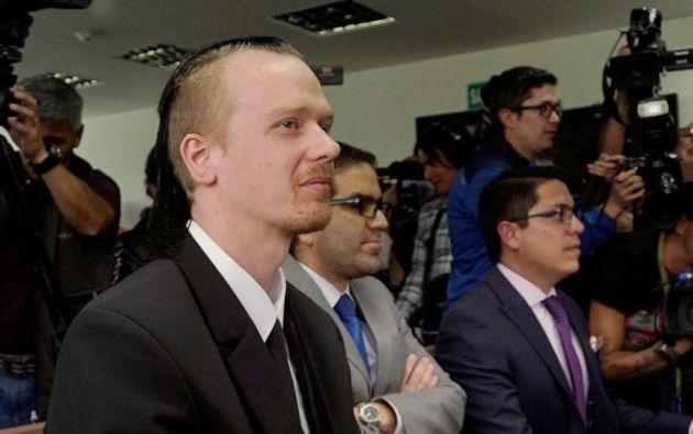 El informático sueco, que estaba bajo prisión preventiva, fue puesto en libertad el pasado 20 de junio. Foto: Reuters