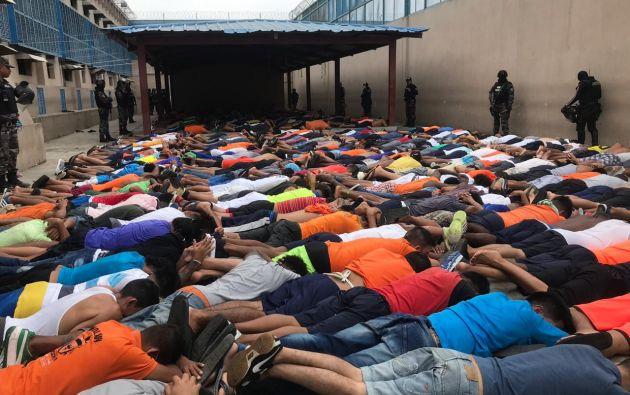 El episodio de ayer, se sumó a otros sucesos violentos ocurridos en los últimos meses en varias cárceles de Ecuador.