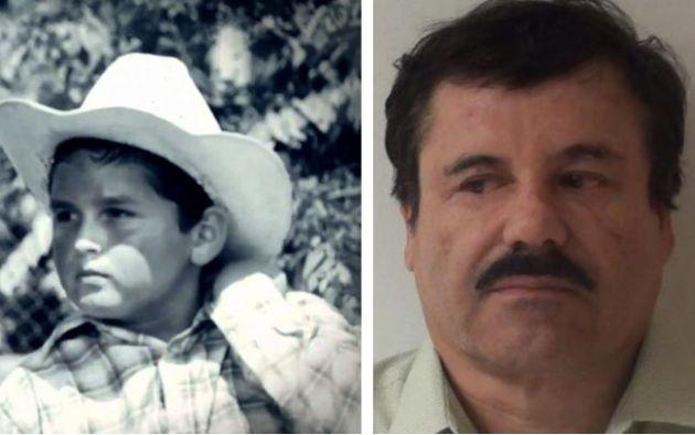 Guzmán tenía 15 años cuando entró al negocio de las drogas.