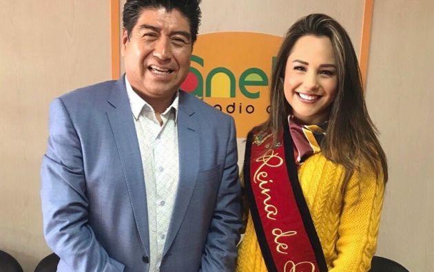 Actualmente, la reina de la capital ecuatoriana es Daniela Almeida.