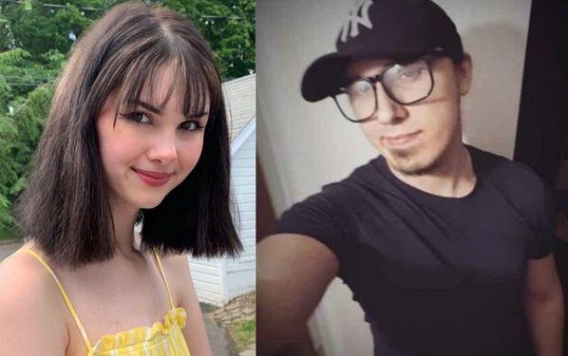 Bianca Devins y Brandon Clark se conocieron en Instagram hace aproximadamente 2 meses.