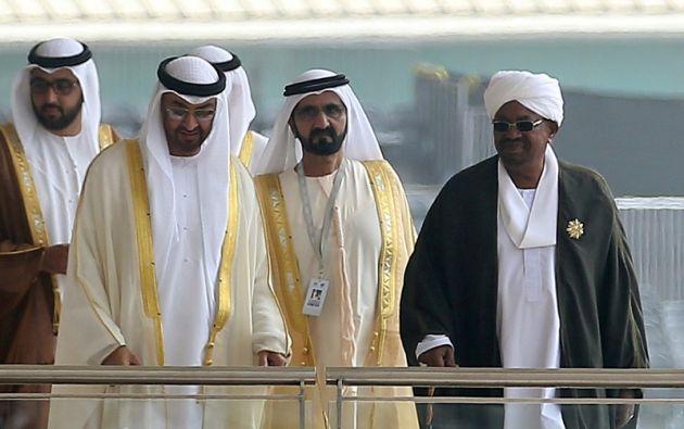 Mohammed bin Rashid, primer ministro y vicepresidente de los Emiratos Árabes Unidos y uno de los hombres más ricos del mundo. Foto: Reuters