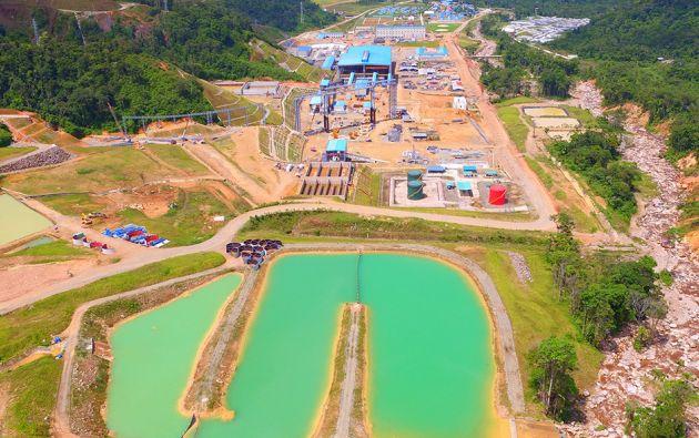 Ecuacorriente no niega que los impactos ocasionados por el proyecto Mirador son significativos, pero asegura que el trabajo está regulado por las leyes ecuatorianas y bajo estrictos criterios ambientales.
