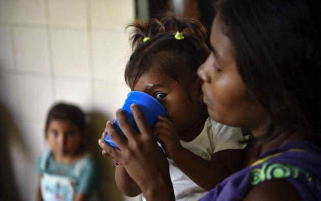 Más de cuatro millones de venezolanos han abandonado su país empujados por un deterioro de las condiciones de vida. Foto: AFP