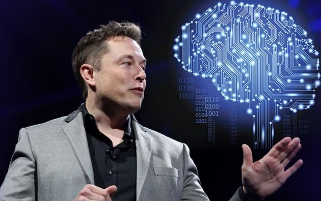 """El proyecto puede """"lograr una especie de simbiosis con la inteligencia artificial"""", asegura Musk."""