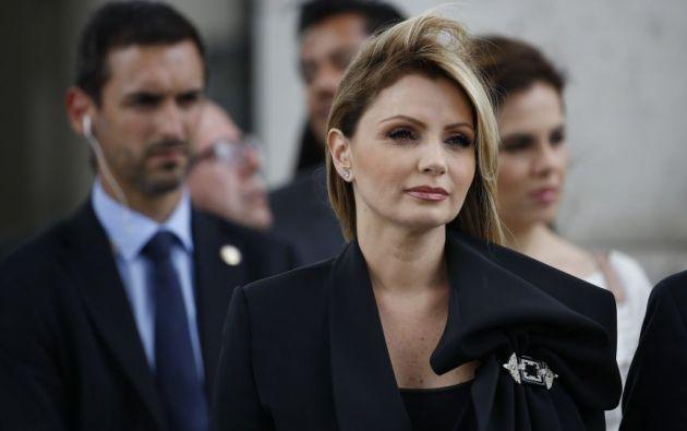 Por ahora la exprimera dama no se ha pronunciado acerca del hecho. Foto: AFP