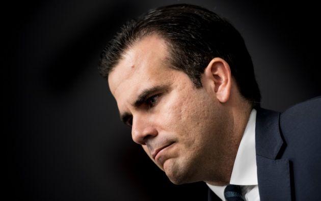 """""""A pesar de todo, reconozco que disculparme no es suficiente"""", dijo Roselló. Foto: AFP"""