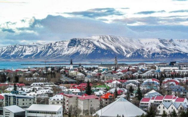Aunque el alto precio de la vida en Islandia impresiona a veces a los turistas, para la población local es normal. Foto: AFP