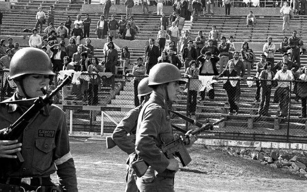Durante la dictadura de Augusto Pinochet (1973-1990), unas 3.200 personas murieron en Chile a manos de agentes del Estado.
