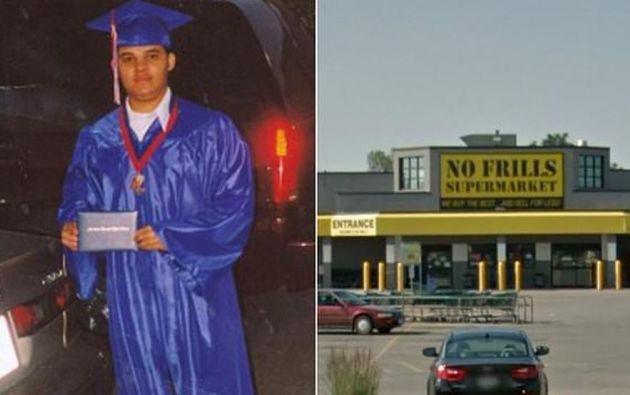 10 años después de ser declarado como desaparecido, encontraron su cuerpo detrás de un refrigerador en la tienda donde trabajaba.