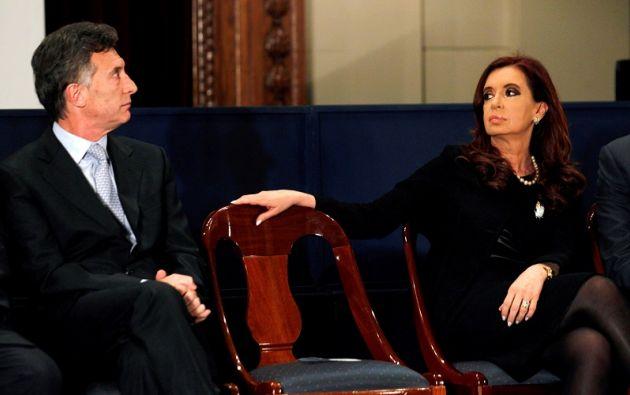 """""""Es maltrato que la gente no pueda comer en un país como Argentina. Es maltrato. No estamos en África o en un páramo del desierto"""", dijo Fernández. Foto: Reuters"""