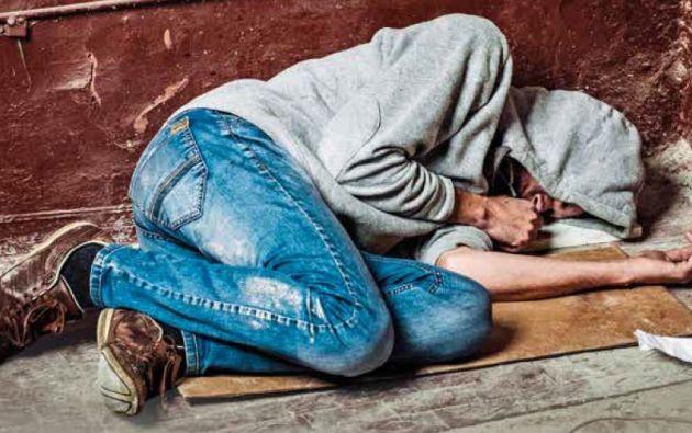 Las estadísticas dicen que en Ecuador uno de cada 10 jóvenes tienen un consumo problemático de drogas.