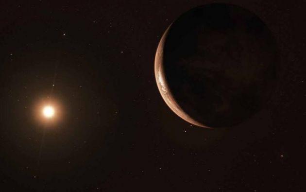 Los investigadores creen que GJ 357d puede tener un tamaño similar o el doble de la Tierra. Foto referencial: AFP