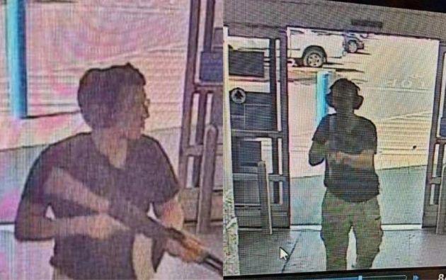 """Según Greg Allen, jefe de la policía de El Paso, en la frontera con México, el tiroteo se investiga como """"un posible crimen de odio"""". Foto: AFP."""