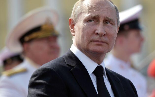 """""""Rusia estará obligada a comenzar el desarrollo de misiles similares"""" si recibe información de que Estados Unidos lo hace, declaró el presidente ruso. Foto: Reuters"""