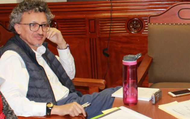 Mediante una denuncia, el abogado César Benítez Jiménez sostuvo que Ávila (juez ponente) tenía intereses.