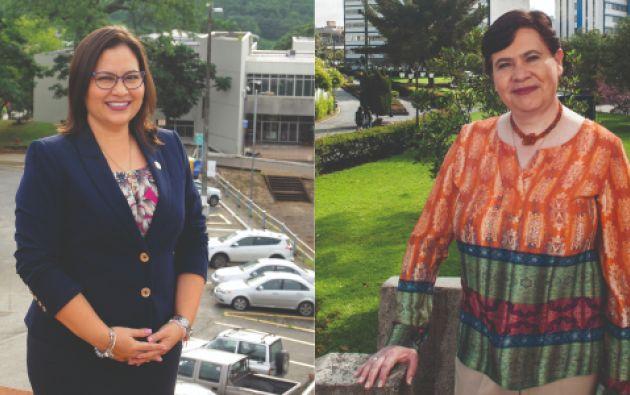 Florinella Muñoz y Cecilia Paredes dirigen las dos universidades politécnicas más grandes del país, cargos históricamente dominados por hombres.