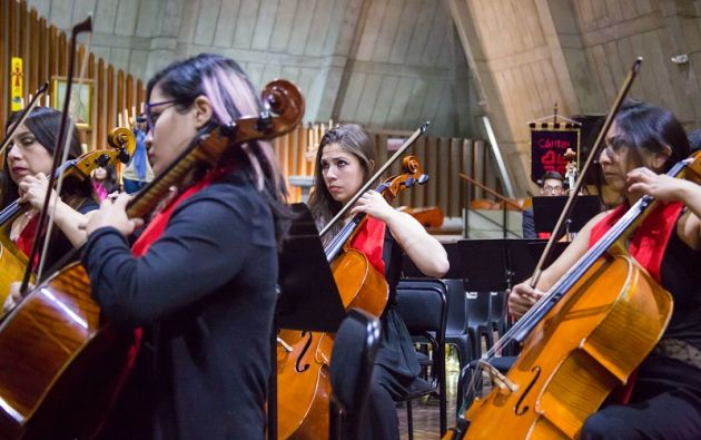 """IVA cero en servicios culturales"", señaló el ministro de Cultura, Juan Fernando Velasco."