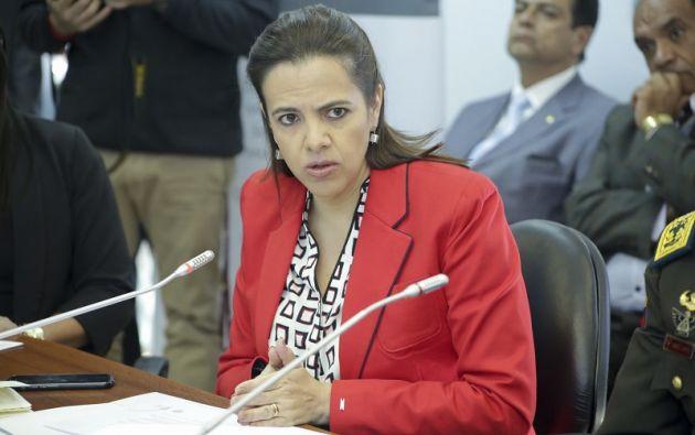 Según Romo, el juicio político es parte de una posible estrategia de la oposición para desestabilizar al Gobierno de Moreno.