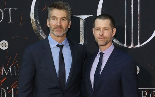 "David Benioff y Dan Weiss son los grandes cerebros de la serie de televisión ""Game of Thrones""."