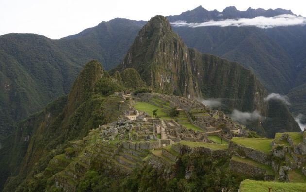 El aeropuerto se levantará en el distrito de Chinchero, situado a unos 30 kilómetros del Cusco. Foto: AFP