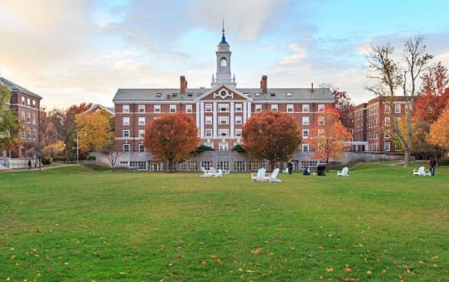 La universidad estadounidense Harvard lidera el ranking de Shanghái 2019 de Universidades.