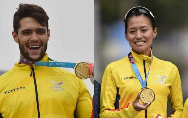 En los Juegos Panamericanos de Lima, Ecuador obtuvo 31 preseas, de ellas, 10 de oro, 7 de plata y 14 de bronce.