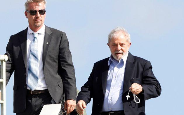 De acuerdo a la información, los funcionarios que tenían a cargo la causa ironizaban sobre la muerte de la esposa de Lula da Silva. Foto: Reuters