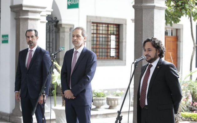 El ministro de Telecomunicaciones anunció que en noviembre el Estado sacará a concurso dos nuevas bandas.
