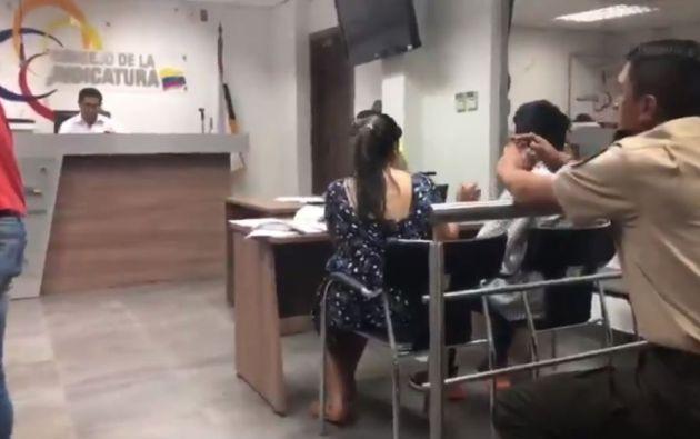 Investigarán a juez que hizo caso omiso a las expresiones de un policía sobre un detenido en Zamora Chinchipe.