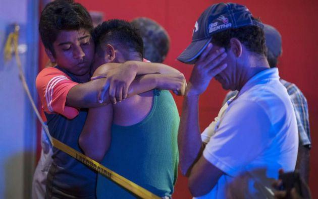 En los primeros siete meses de 2019 han ocurrido 20.135 homicidios en México.