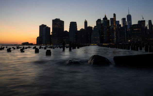 Los mismos océanos que alimentaron la evolución humana están a punto de desatar la miseria a escala mundial. Foto: AFP