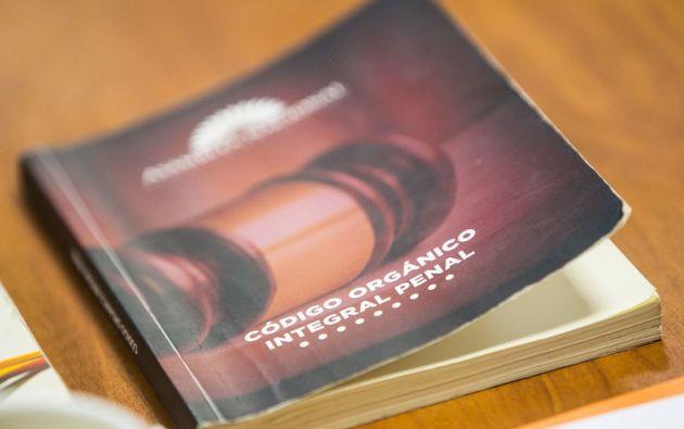 Las reformas al Código Orgánico Integral Penal incorporan 7 nuevos delitos.